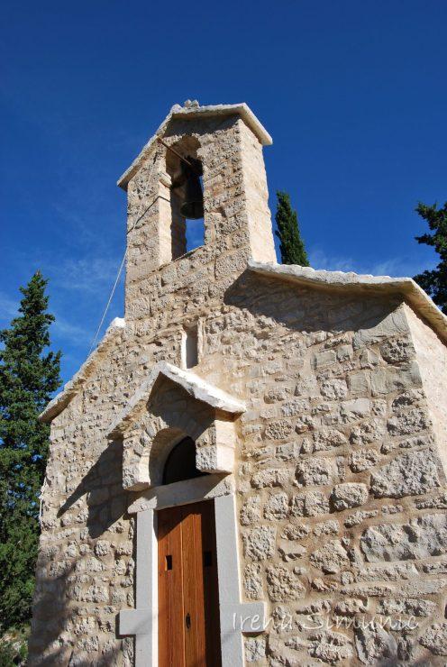 Brač, Dol, crkva sv. Petra, najstarije zvono