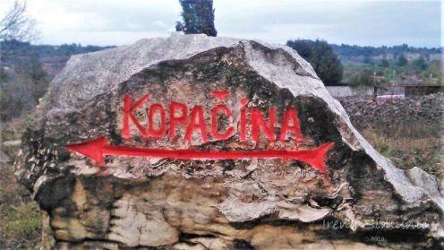 Donji Humac - Kopačina