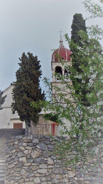 Donji Humac - parish church of St. Fabian & Sebastian / crkva sv. Fabijana i Sebastijana