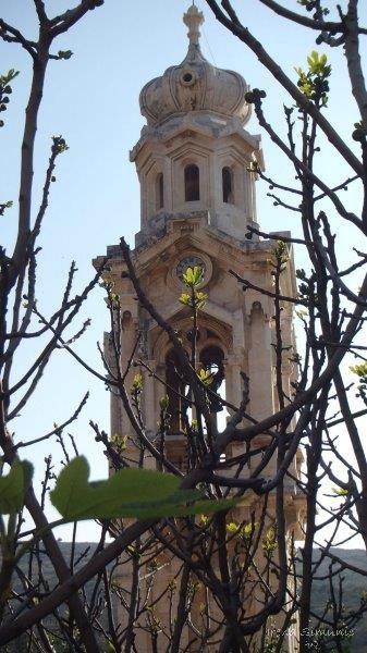 Ložišća - the bell tower / zvonik crkve