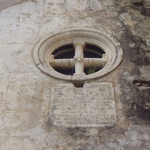 Blaca hermitage - detail