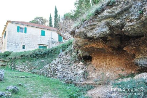 Dol - stone hrapačuša / kamen hrapačuša
