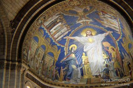 Basilica of the Sacred Heart of Paris, Sacré-Cœur, Paris