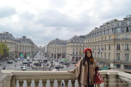 Opera view balcony