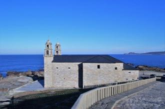 Virxe da Barca sanctuary, Muxia
